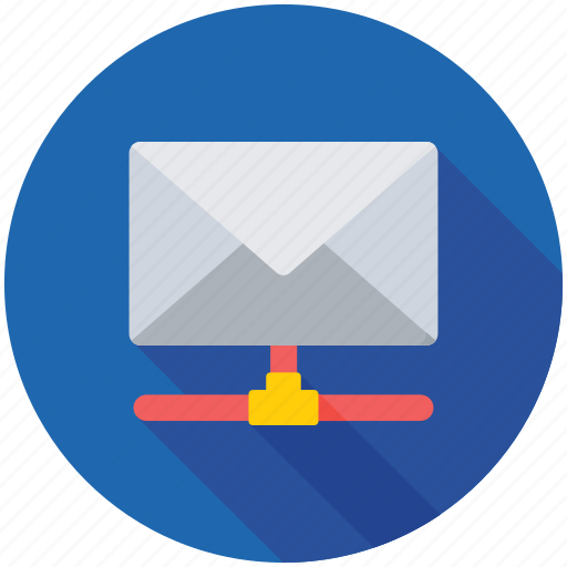 Email client, email hosting, email reader, email server, email sharing icon - Download on Iconfinder