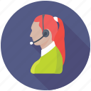 call center, customer service, helpline, support center, telemarketing icon