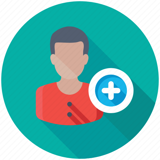 add contact, add friend, add user, new user, user account icon