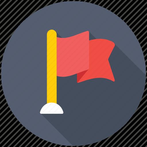 destination flag, emblem, ensign, flag, national flag icon