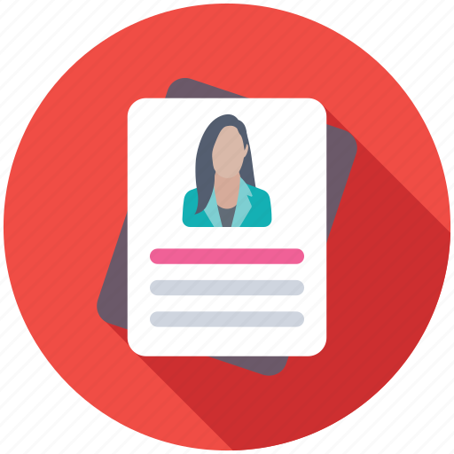 Id card, identity, membership id, name tag, student card icon - Download on Iconfinder