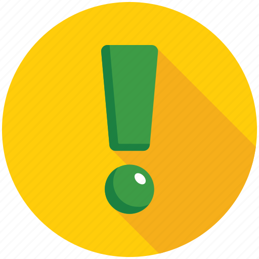 attention, caution, exclamation, exclamation mark, warning icon