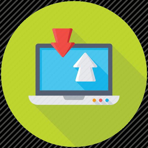 computing directory, data share, data transfer, upload download, web ui icon