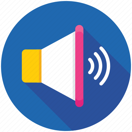 Audio, music volume, sound, volume control, volume speaker icon - Download on Iconfinder