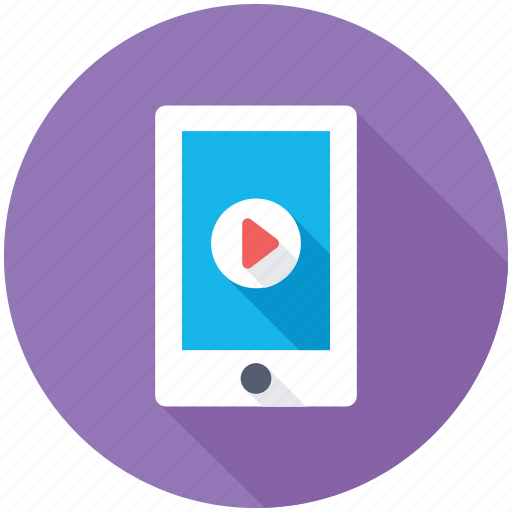 digital marketing, mobile media, mobile video, mobile video advertising, video player icon