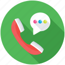 phone service, call, helpline, hotline, telecommunication