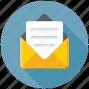 mail, envelope, email, letter, inbox