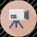 film camera, video production, cinema, movie camera, video recording