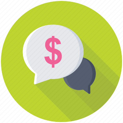 business chat, business communication, digital business, online banking, online business icon