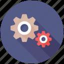 cogwheel, mechanism, gear wheel, cog, settings