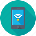 mobile internet, mobile wifi, wifi hotspot, wifi zone, wireless internet icon