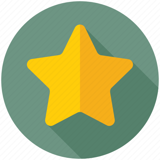 bookmark, favorite, ranking, rating, star icon