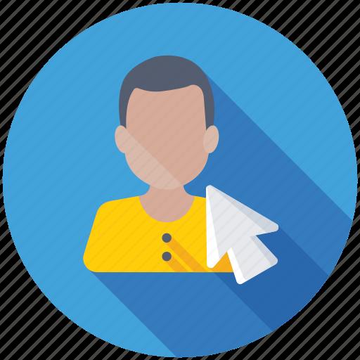 add user, profile setting, user click, web button, web ui icon