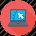 laptop click, laptop mouse, laptop cursor, mouse pointer arrow, laptop screen arrow
