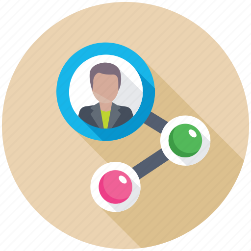 network community, public network, social media, user connectivity, user network icon