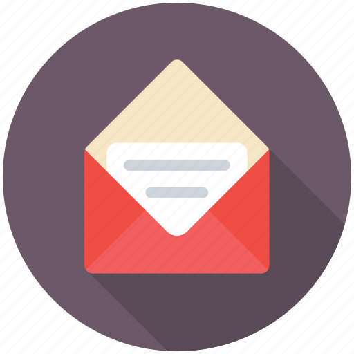 Mail, envelope, email, letter, inbox icon
