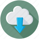 cloud computing, cloud data center, cloud data sharing, cloud network, cloud service icon