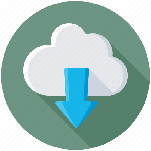Cloud computing, cloud data center, cloud data sharing, cloud network, cloud service icon - Download on Iconfinder