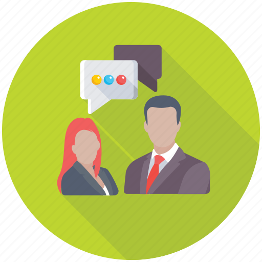 communication, consulting, discussing, meeting, talk icon