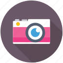 camera, digital camera, flash camera, photo, photography icon