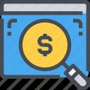 analysis, financial, graph, money, present, presentation