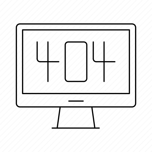 error, http, page, server icon
