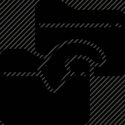 copy, dublicate, folder, sharing icon