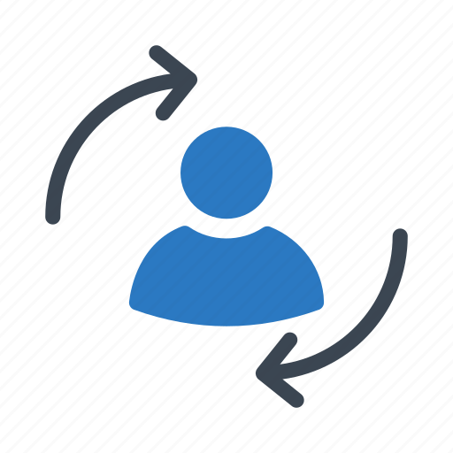 account, avatar, profile, replace, user icon