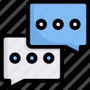 network, communication, chat, bubble chat, conversation, message, comment
