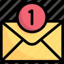network, communication, inbox, mail, message, envelope