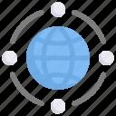 network, communication, global network, database, server, internet, world