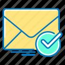 communication, delivered, envelope, letter, message
