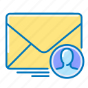 communication, envelope, mail, message