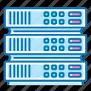network, pack, server