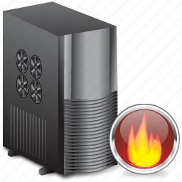 Firewall Server Icon