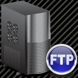 ftp, server icon