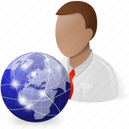Admin Net Icon