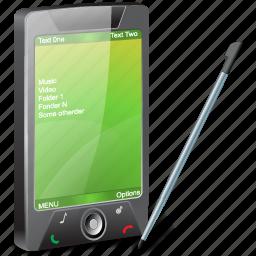 device, pda, smartphone icon