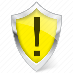 error, warning icon