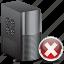 disable, server icon