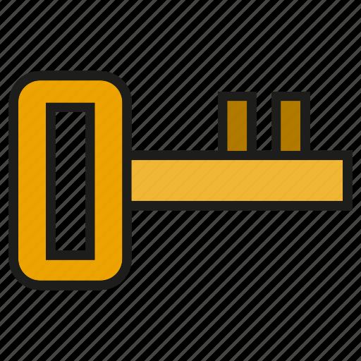 access, key, lock, protect, seurity icon