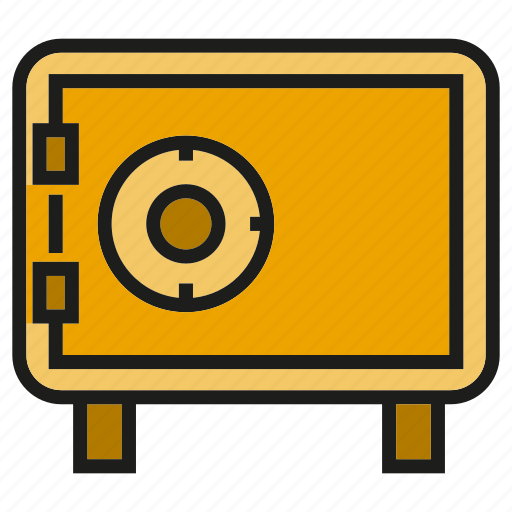 money, protect, safe, security icon