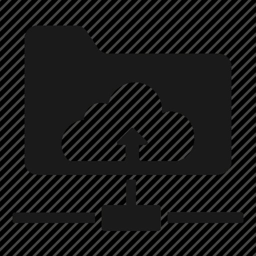 cms, hosting, server icon