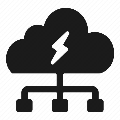 dns, domain, hosting, server icon