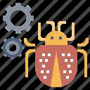 bug, computing, fix, fixing, malware, wrench