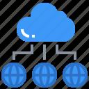 cloud, data, interface, multimedia, network, storage