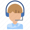 avatar, call, service, support, technology