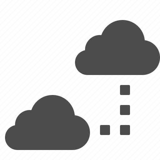 cloud, cloud computing, connection, data, hosting, network, storage icon