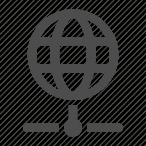 data, global, globe, network icon