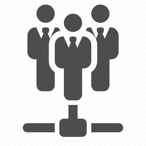 business, businessmen, connections, data, men, network icon